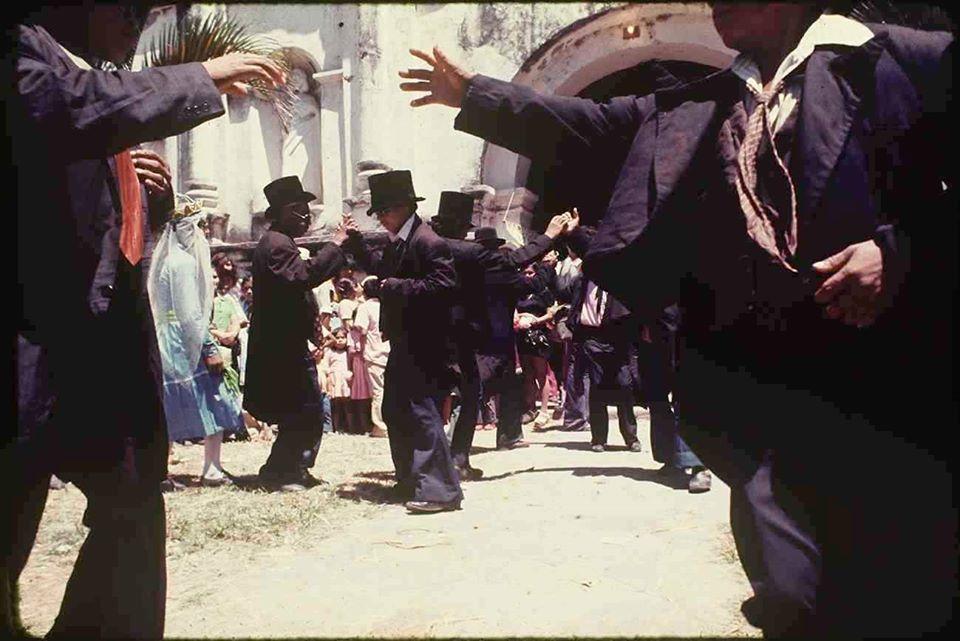 Danzas Folklóricas de El Salvador - Danza de los Chapetones