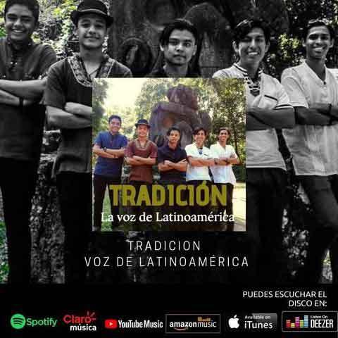 grupo tradición - folklore latinoamericano