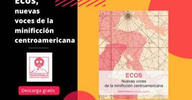 ECOS, nuevas voces de la minificción centroamericana